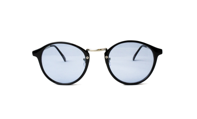 ES602-6(Frame:Black/Lens:Light Blue)