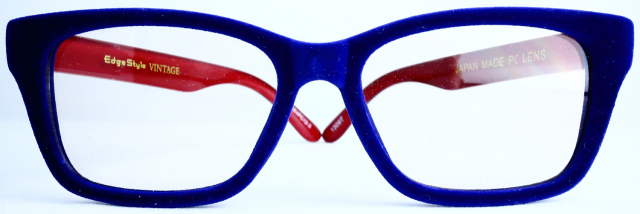 ESVPC12-3(Frame:Navy Velor/Lens:PC)