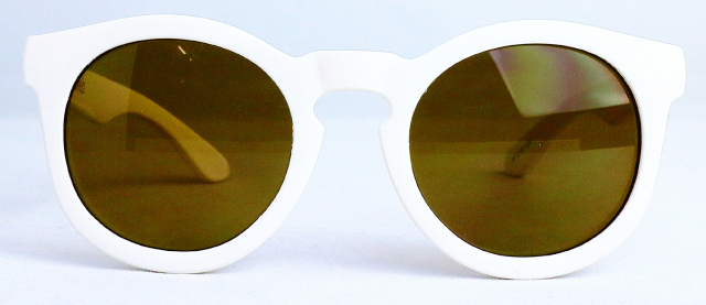 NAHANNI(Front:White/Lens:Brown)※ツヤあり