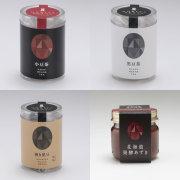 小豆茶・黒豆茶・煎り黒豆・発酵あずき MORITABEANSお試し4種セット 各4個セット (送料無料)
