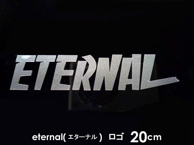 eternal エターナル オリジナルステッカー