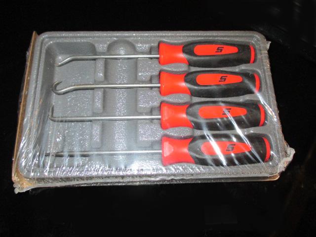 スナップオン SGASA204A ピックセット