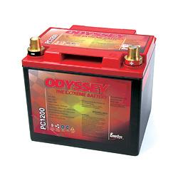 オデッセイ ドライバッテリー ODYSSEY PC1200