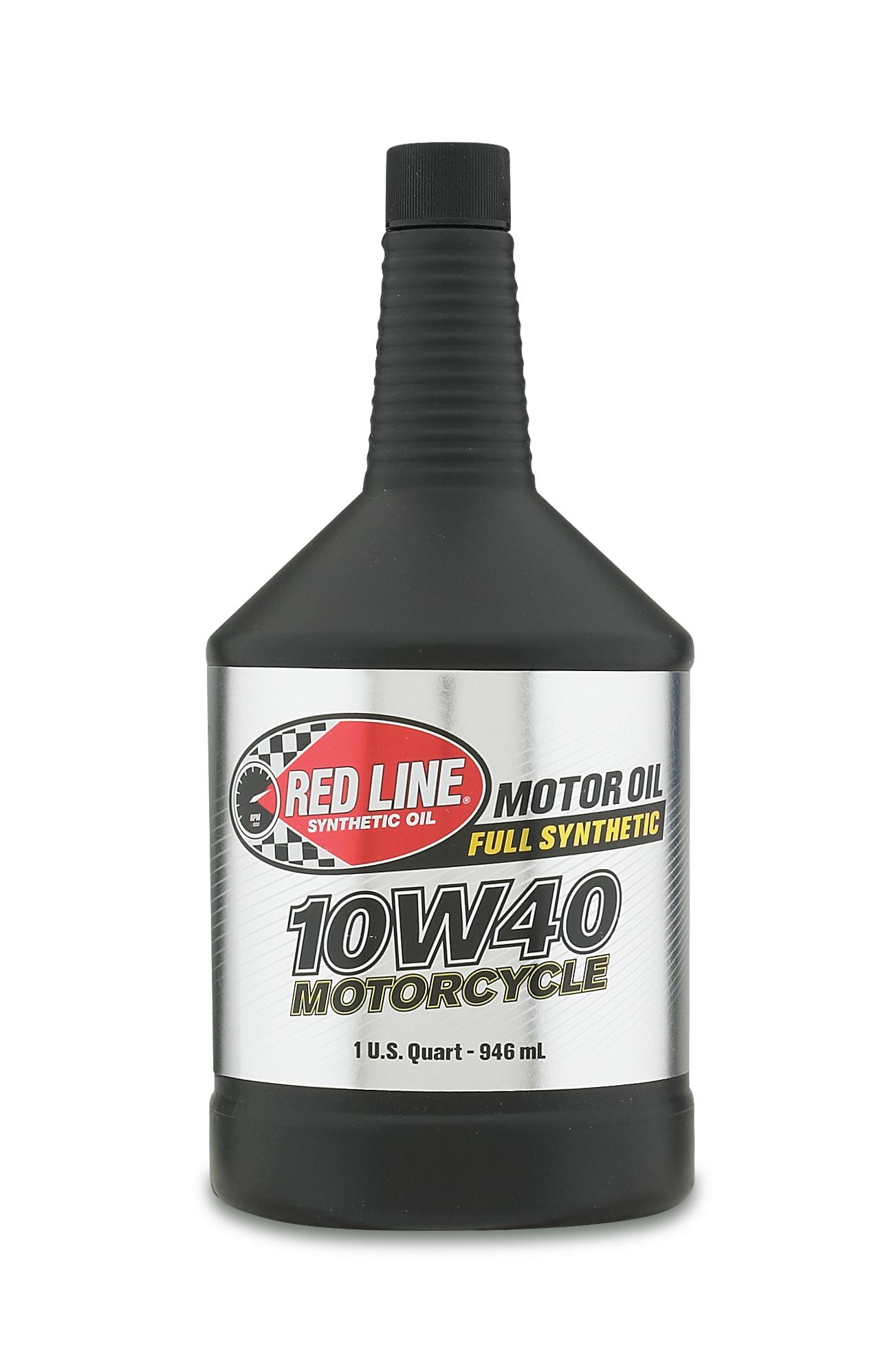レッドラインオイル REDLINE モーターサイクルオイル 10w40