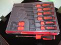 スナップオン SGDX80BO インスティンクトスクリュードライバーセット