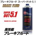 スピードマスター ブレーキフルード SUPER DOT5.1 1L/エターナル通販