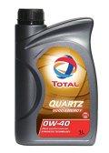 トタル TOTAL エンジンオイル QUARTZ9000エナジー 0w40