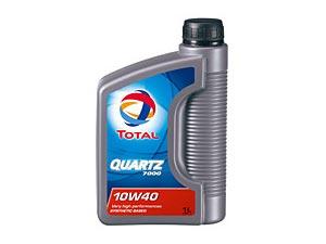 トタルオイル エンジンオイル クオーツ7000 10w40 1L/エターナル通販