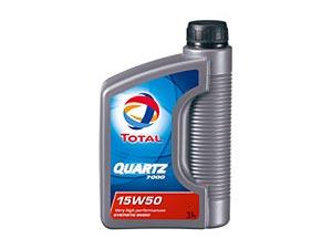 トタルオイル エンジンオイル クオーツ7000 15w50 1L /エターナル通販