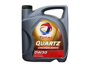 トタルオイル エンジンオイル クオーツエナジー9000 0w30 5L /エターナル通販