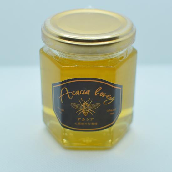 札幌都市型養蜂蜂蜜 アカシア