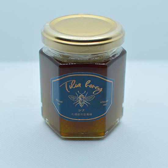 札幌都市型養蜂蜂蜜 シナ