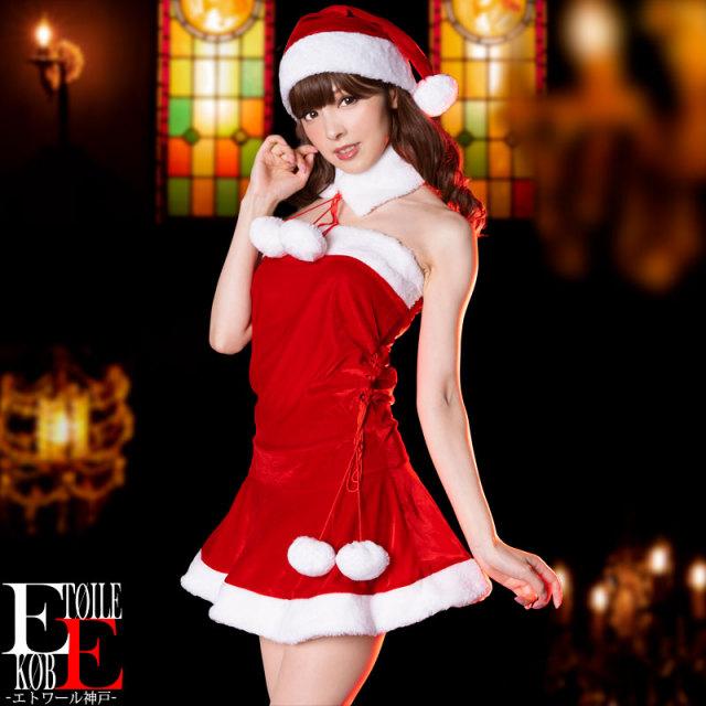 サンタコスプレサンタ衣装 サンタコス セクシーサンタ 赤