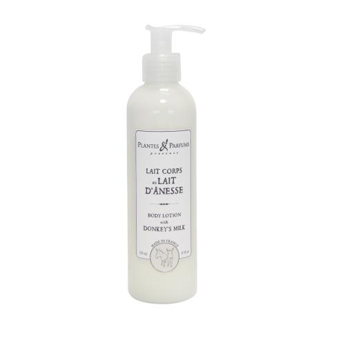 プランツ&パルファム Plantes&Parfums ボディローション ロバミルク 250ml ミルク 7027-096301