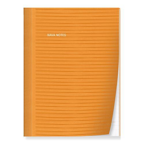 ナヴァ NAVA ノート NOTES A5 オレンジ 2001-NT-A5-025