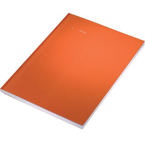 ナヴァ NAVA ノート NOTES A4 オレンジ 2001-NTS-A4-025