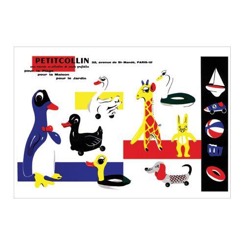 プチコラン PetitCollin ポストカード 3012-800539