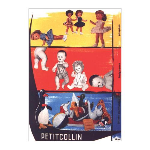 プチコラン PetitCollin ポストカード 3012-800540