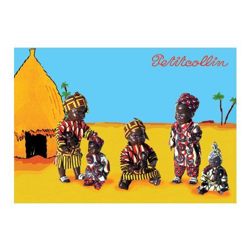 プチコラン PetitCollin ポストカード 3012-800552