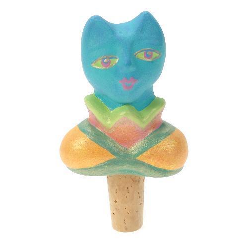 ロト Rot Ceramic ボトルキャップ CatLove ブルー 4102-239400