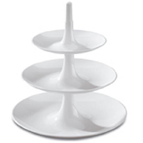 コジオル koziol フルーツディッシュ BABELL ホワイト 6001-KZ3180-525