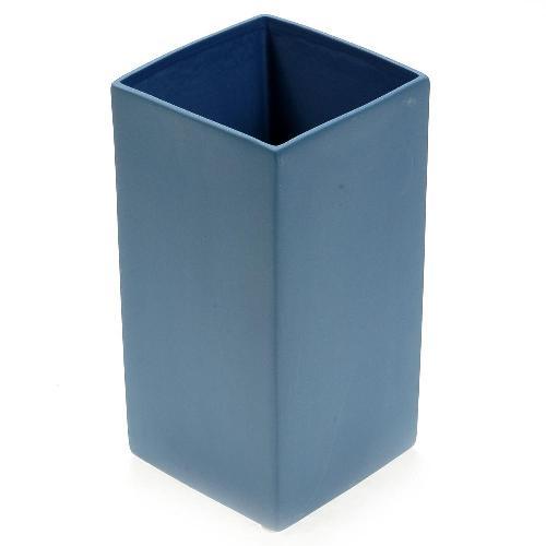 アザ ASA スクエアベース CUBE BLUE H18cm ブルー 6009-46031-108
