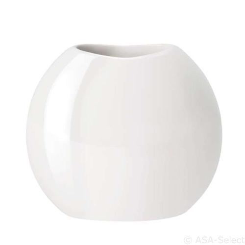 アザ ASA フラワーベース MOON H24cm ホワイト 6009-91218-005