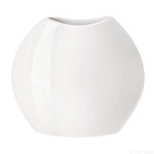 アザ ASA フラワーベース MOON H32cm ホワイト 6009-91219-005