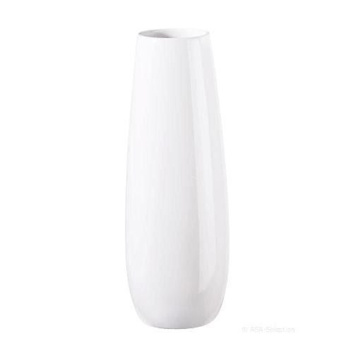 アザ ASA フラワーベース EASE XL H45x18cm ホワイト 6009-92031-005