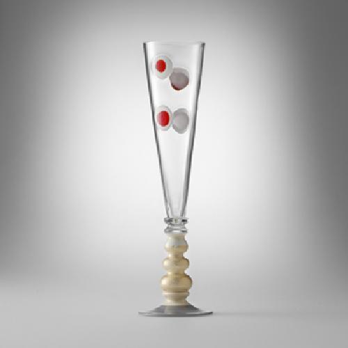 カルロモレッティ Carlo Moretti シャンパンフルート CALICI 5 6010-CLC-06-005