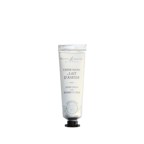 プランツ&パルファム Plantes&Parfums ハンドクリーム ロバミルク 30ml ミルク 7027-096303