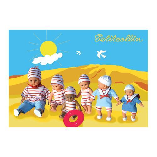 プチコラン PetitCollin ポストカード 3012-800556