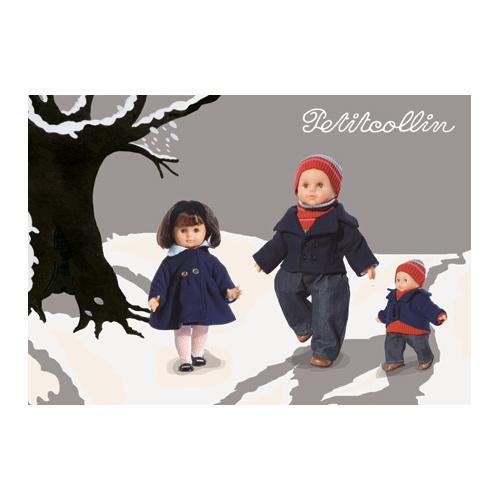 プチコラン PetitCollin ポストカード 3012-800557