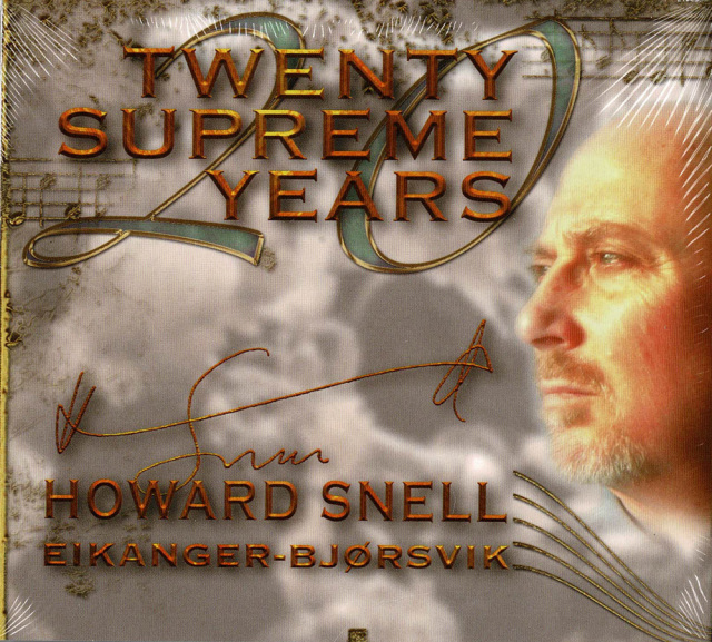 【ブラスバンド / CD】 Eikanger-Bjorsvik and Howard Snell/ Twenty Supreme Years