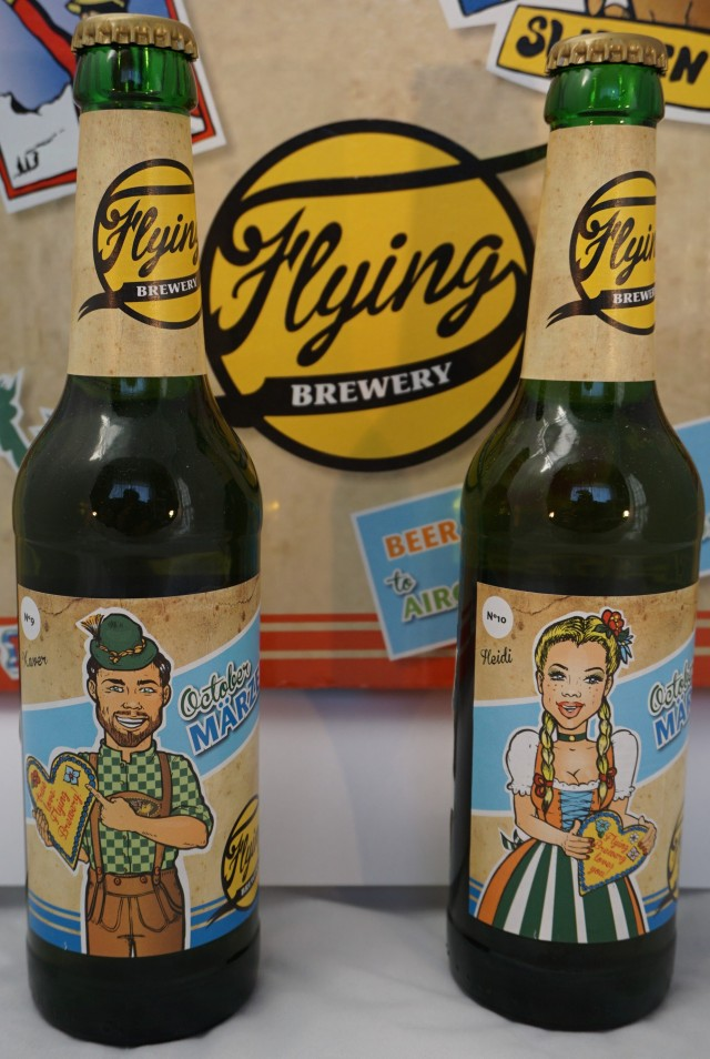 フライングブルワリー・オクトーバーメルツェン Flying Brewery October MARZEN 330ml 6本セット