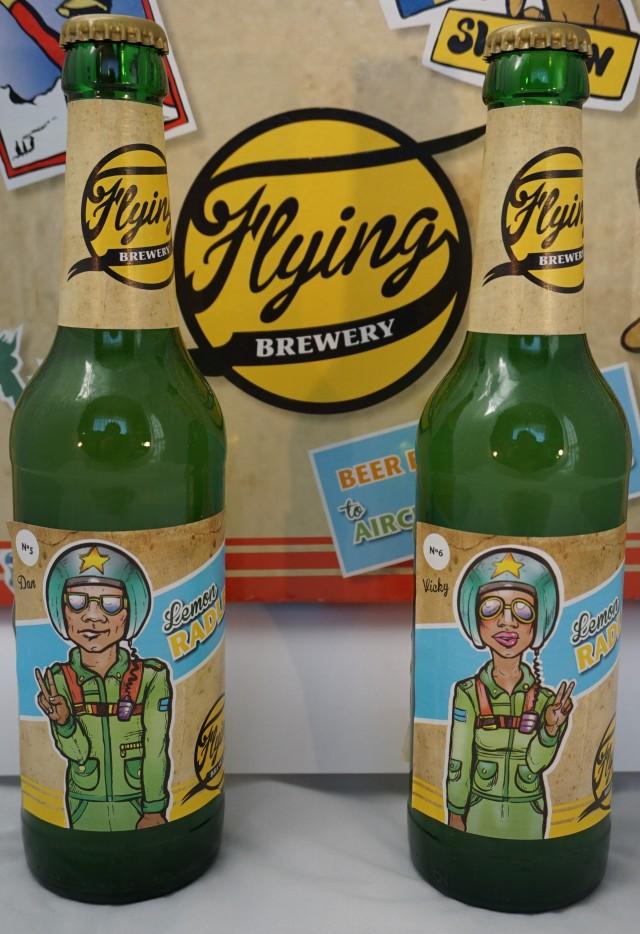 フライングブルワリー・レモンラドラー Flying Brewery Lemon RADLER 330ml 6本セット
