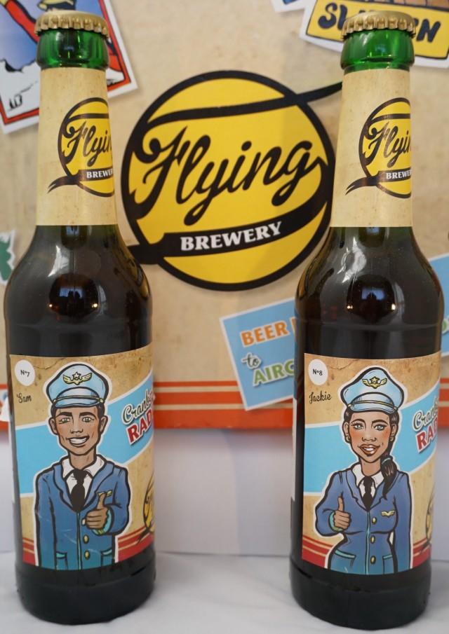 フライングブルワリー・クランベリーラドラー Flying Brewery Cranberry RADLER 330ml 6本セット