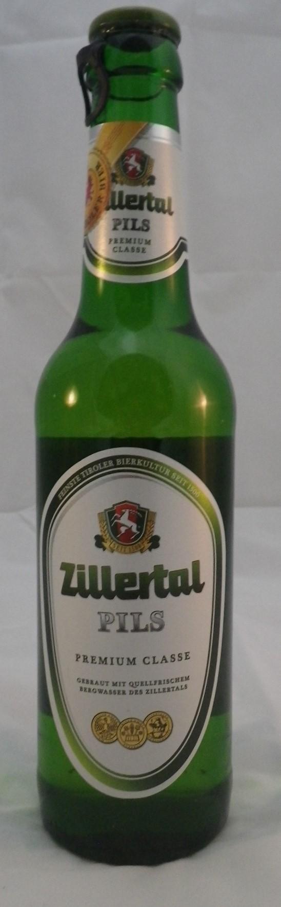 Zillertal ツィラタール ピルス 12本セット