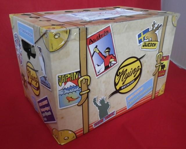 フライングブルワリー「Flight Bag」 詰め合わせ 24本セット