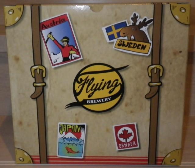 Flying Brewery 「Test Pilots」各2本10本+ラガー2本 12本セット