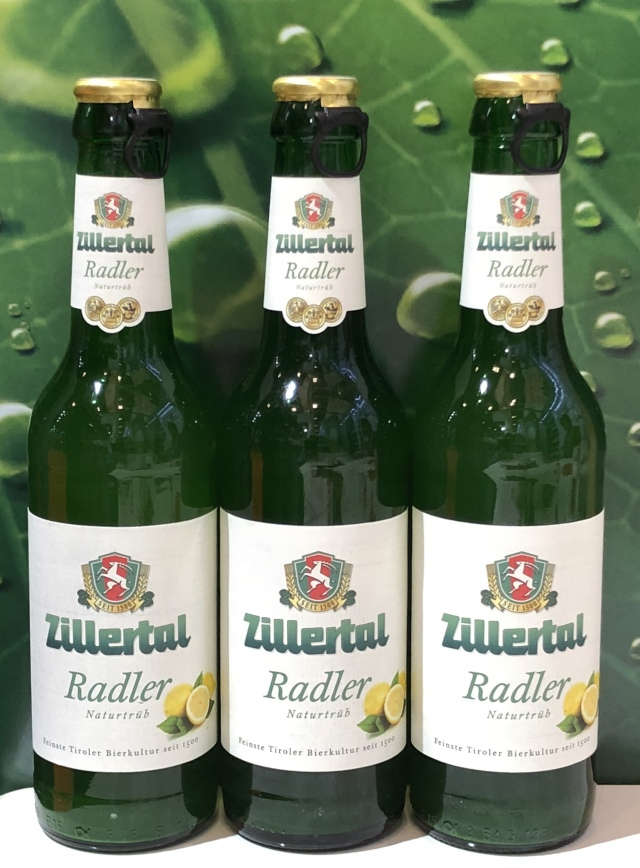 Zillertal ツィラタール レモンラドラー 12本セット