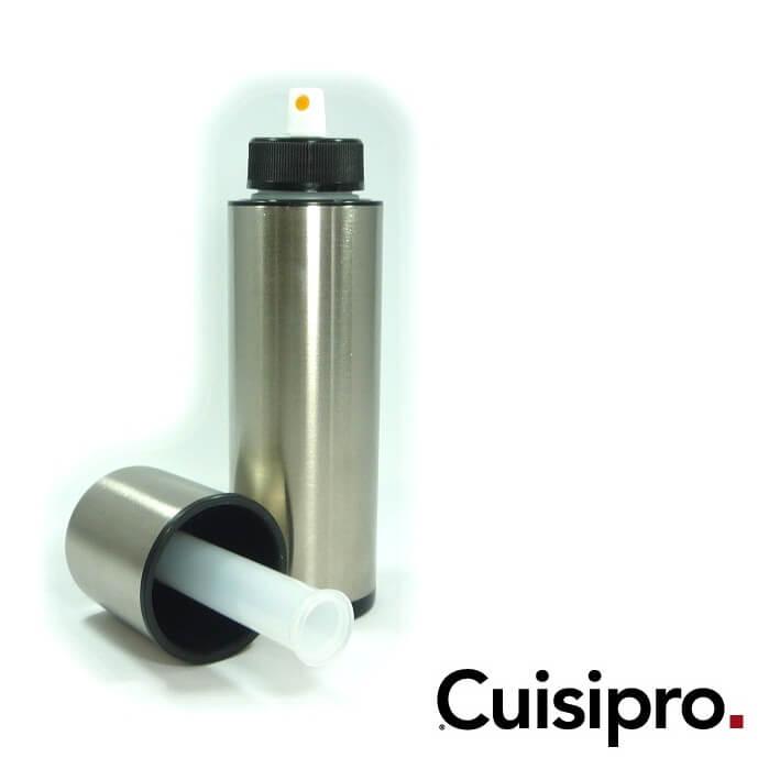 クイジプロ Cuisipro 醤油オイルスプレー ステンレスSUS 減塩