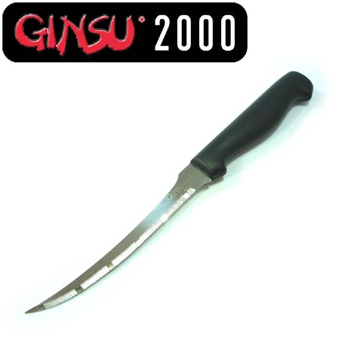 ギンス GINSU 良く切れるパイナップルナイフ 万能果物ナイフ アメリカ製
