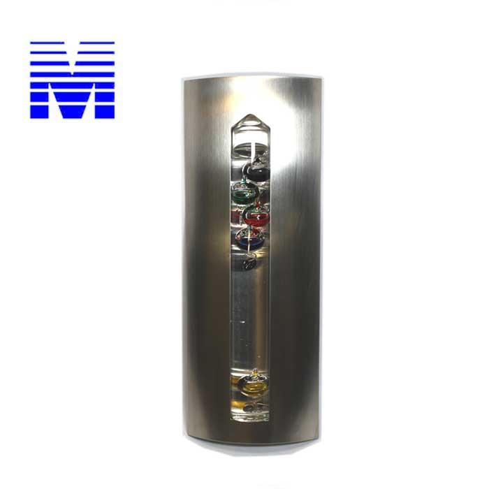 ガリレオ イノックス ブント 壁掛け式温度計 タイプA
