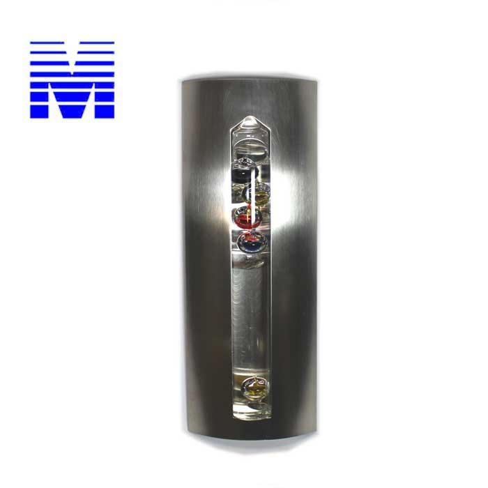 ガリレオ イノックス ブント 壁掛け式温度計 タイプB