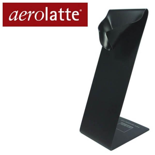 【完売】アエロラッテ aerolatte 専用黒スタンド(スタンドのみ) ミルクフォーマー【動画】