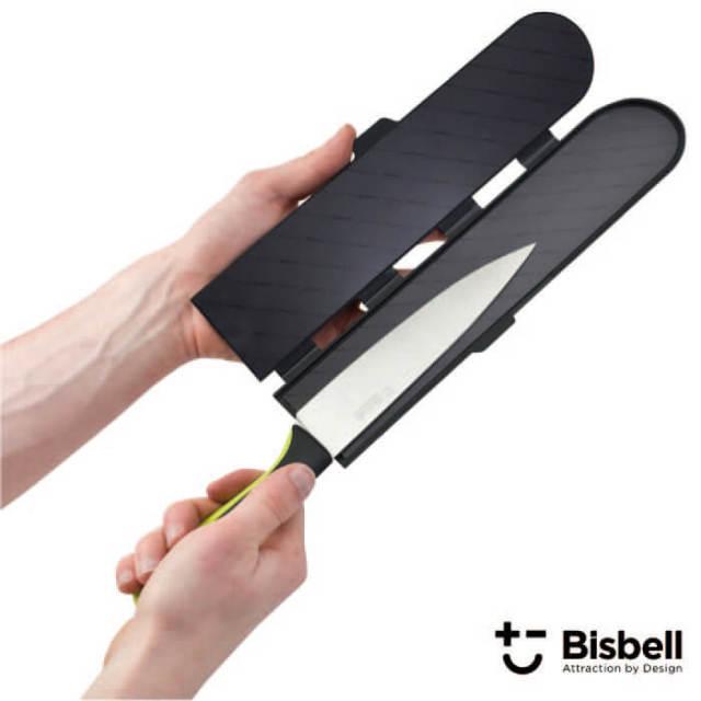 ビスベル BISBELL マグネット包丁カバーPP L(大) 包丁ケース ナイフ シース Magnetic Blade Guard【動画】