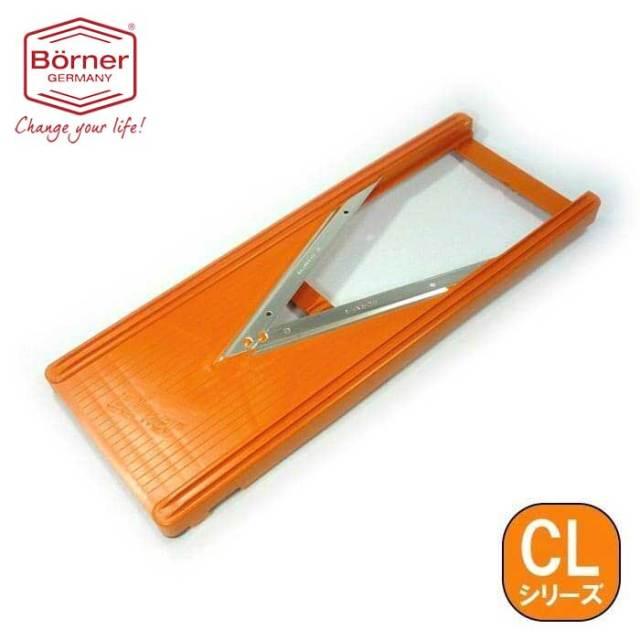 CL Vスライサー本体(部品) オレンジ