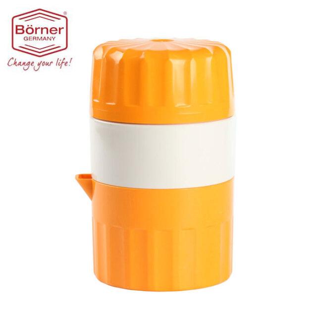 ベルナー ジューサー オレンジ