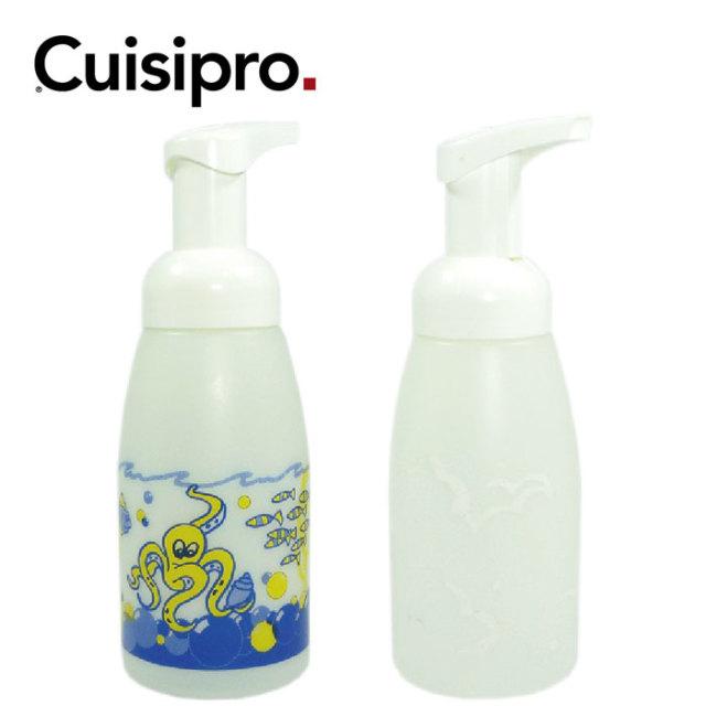 クイジプロ Cuisipro ムースポンプ【ソープディスペンサー/泡ポンプ/ソープボトル/節約】